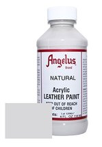 Angelus Acrylic Leather Paint-4oz.-Natural - $7.94