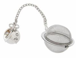 Ladybug Charm Tea Infuser Ball - By Ganz - €11,61 EUR