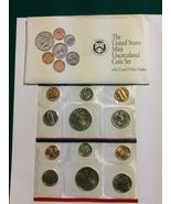 UNITED STSTES MINT UNCIRCULATED1992 COIN SET ON SALE VERY SHARP COINS, s... - $8.13