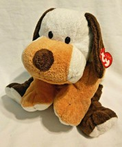 2004 TY Pluffies Large Whiffer Puppy Dog Plush Stuffed Animal - $54.33