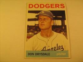 Mlb Topps Card 1964 Don Drysdale #120 [b5e3] - $15.34