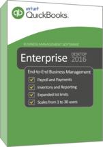 New Quick Books Pro 2016 enterprise accounting ... - $89.99