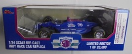 1995 Racing Champions 79th Indy 500 Race Car Limited Edition-Collectible - $34.58