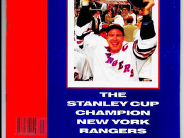 New York Rangers Stanley Cup Champions-Special Collectors Edition-Sports... - $19.99