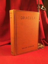 DRACULA by Bram Stoker -1924 - Doubleday early edition - $872.20