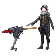 Star Wars Rogue One Sergeant Jyn Erso (Jedha) Figure - $9.99
