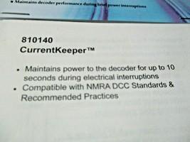 Soundtraxx 810140 Current Keeper 40 x 6 x 11 mm image 2