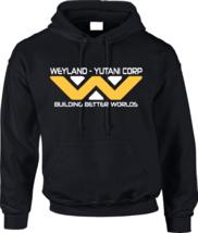 Weyland Hoodie - Inspired By Alien Nostromo Prometheus - $34.00+