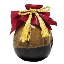 Panda Legends [D] Ceramic Empty Wine Bottle Creative Wine Jar Chinese Style Smal - $18.92