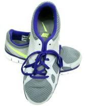 Nike 9.5 512108-014 Flex 2012 RN Running Sneakers Shoes Purple Gray Athletic - $36.00