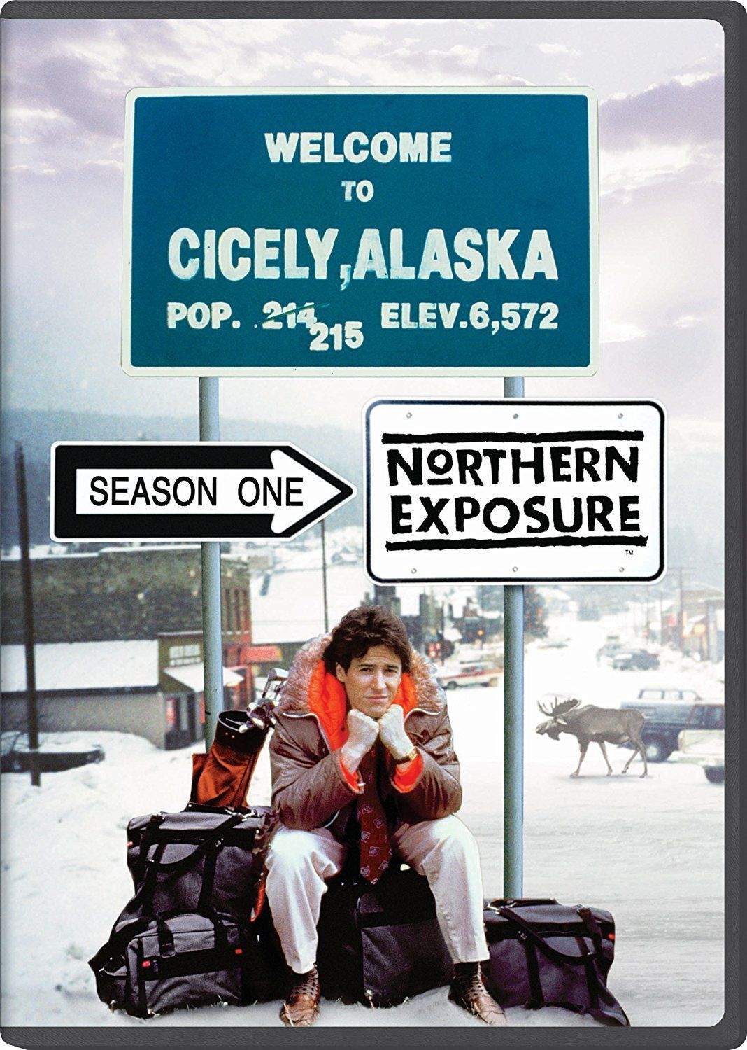 Northern Exposure - The Complete First and Second Seasons, Box Set EUC