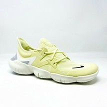 Nike Free RN 5.0 Luminous Green Black Sail Womens Size 6.5 AQ1316 300 - $69.95