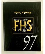 1997 Year Book Foothill High School Bakersfield California - $50.00