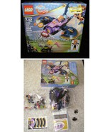 DC Superhero Girls Lego 41230 Batgirl Batjet Chase 2016 New In Opened Box - $48.99