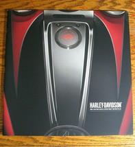 2011 Harley Davidson CVO Custom Vehicle Operations Brochure Catalog HUGE - $27.72