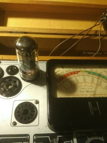 7AK7 Type Vacuum Tube tested garanteed