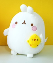 Molang and Piu Piu Stuffed Animal Plush Rabbit Toy Soft Cushion 9.8 inches image 3