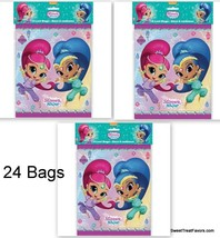 Shimmer and Shine Party Favors Loots Party Birthday Treats Genies Girls *24 PC * - $14.70