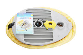 BRAVO 9 HIGH PRESSURE FOOT PUMP FOR INFLATABLE BOATS image 2