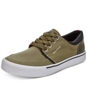 Tommy Hilfiger Men's Redd 2 Lace-Up Sneakers Dark Green - $44.99
