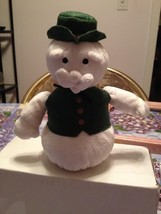 Rattle Sound Sam the Snowman Beanie Plush Rudolph the Red Nosed Reindeer... - $14.99