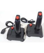 (2) SVI Spectravideo Quickshot Atari 2600 Joystick Controllers Tested & ... - $24.74
