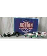 John Force Racing Collectible PONTIAC FIREBIRD CASTROL Force 1:24th  AUT... - $118.79