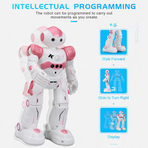 Virhuck Remote Control Intellectual Smart Robot with Gesture Sensor - $29.99