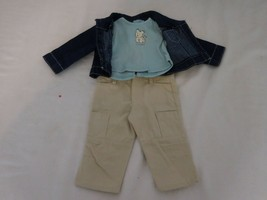 American Girl doll of Today Coconut's Best Friend outfit 2003-2005. Retired. - $24.77