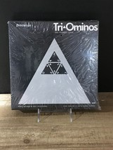 PRESSMAN 1993 Tri-Ominos, Triangular Domino Game, NEW VTG - $19.75