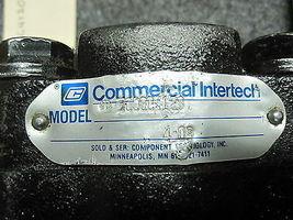 PARKER COMMERCIAL GP-5008C4120 HYDRAULIC PUMP image 3