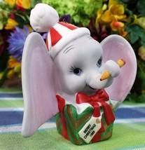 Disney Grolier Dumbo Porcelain ornament 1989 - $79.95
