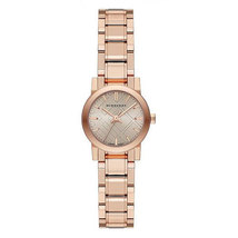 Burberry BU9228 The City Petite Nude Dial Rose Gold-Tone Ladies Watch - $603.19