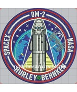 NASA Space X F9 Demo-2 Hurley Behken First Crewed Flight Mission To Spac... - $14.99