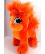 Build a Bear Disney Palace Pets Ariel Treasure Cat Orange Plush Stuffed ... - $14.84