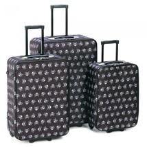 Stylish Skull Luggage Trio - $87.00