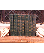 Works of Edgar Allan Poe–The Classic Library (c.1930/40s)––7-VOL. SET (o... - $69.95