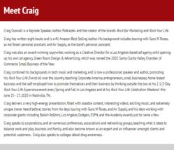 Craig Duswalt's Rockstar Marketing Package image 3