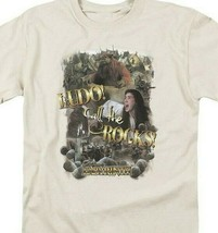 Labyrinth t-shirt Ludo Calls the Crocks Retro 80s cotton graphic tee LAB133 image 2