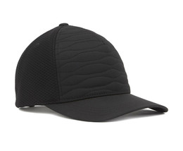 Hugo Boss Quilt-Effect Hat Cap With Mesh Panels And Logo Embroidery image 2