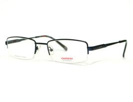 New Authentic Carrera 7574 1P6 Blue Half Rimles Mens Eyeglasses 51-19-140 W/Case - $58.41