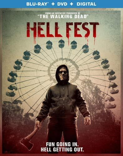 Hellfest [Blu-ray + DVD + Digital] (2019)
