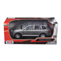 2008 Porsche Cayenne Grey 1/24 Diecast Car Model by Motormax 73344gry - $29.91