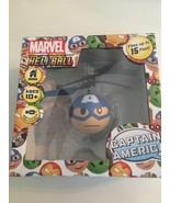 Brand New Marvel Captain America  Heli Ball / Charging Cable Included - $15.35