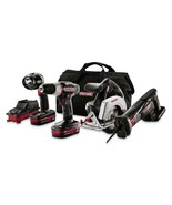 Craftsman C3 19.2 Volt 4 Piece Lithium Ion Combo Kit - $257.39