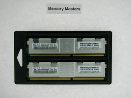 SESX2B3Z 4GB 2x2GB PC2-5300 FBDIMM Memory Sun Netra 2RX8