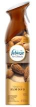 Febreze Air Effects, 9.7 oz Aerosol, Toasted Al... - $7.69