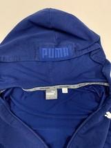 Puma Urban Sports Hoodie 594044 Womens L Slim Fit Full Zip dryCELL moist... - $24.99
