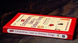 Hardcover Reader's Digest Extraordinary Uses for Ordinary Things AA20-2142 image 3