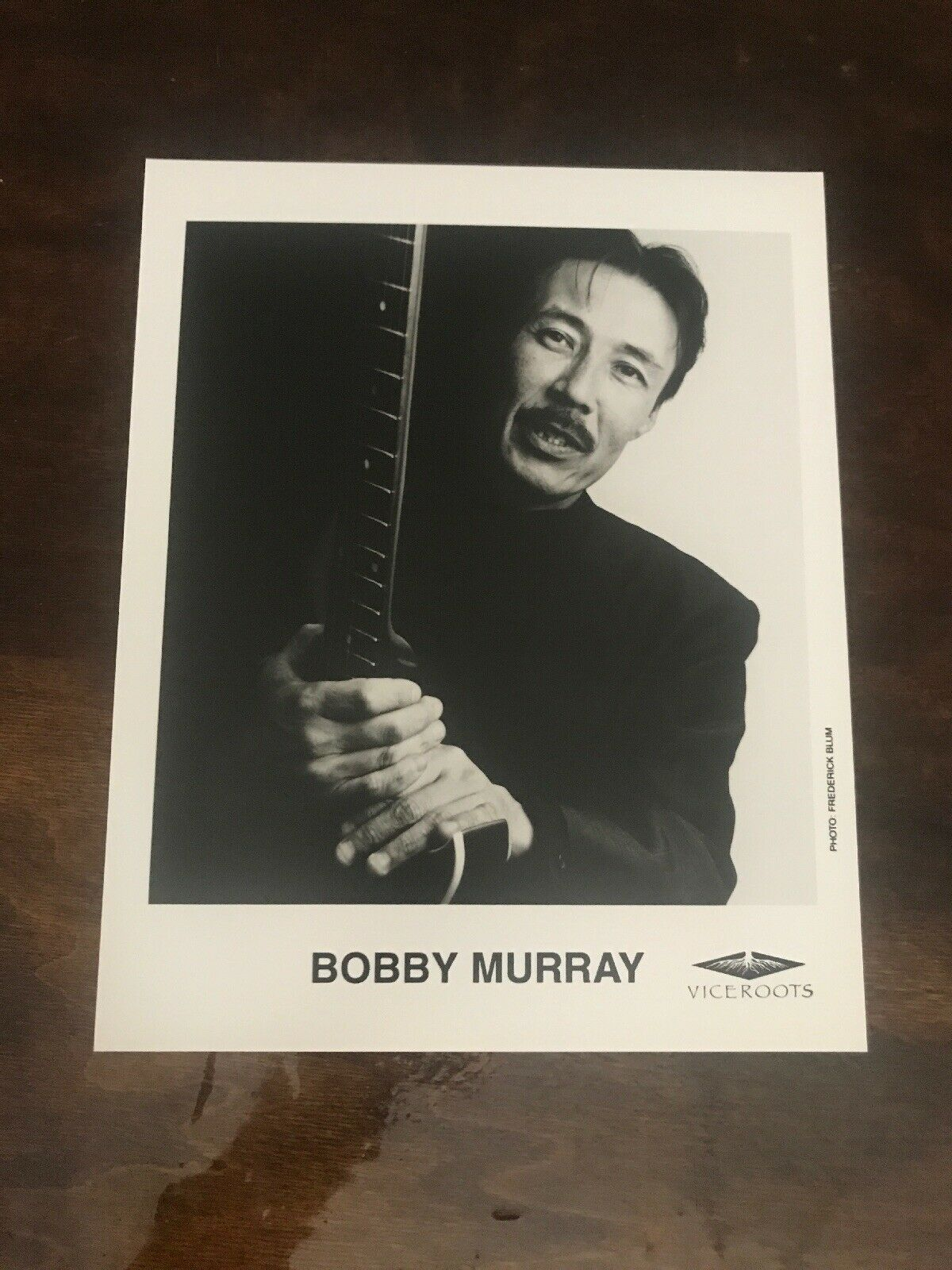 Primary image for Vintage Bobby Murray Glossy Promotional Press Photo 8x10
